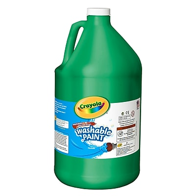Crayola® Gallon Washable Paints, Green