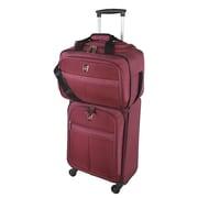 Atlantic – Ensemble Essential 2 pièces avec sac fourre-tout et valise de cabine sur roulettes