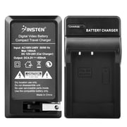 Insten Compact Battery Charger Set For Sony NP-BG1 (BSONBG1XCS02)