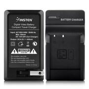 Insten Compact Battery Charger Set For Sony NP-BN1/ Cybershot DSC-TX30 (BSONBN1XCS01)