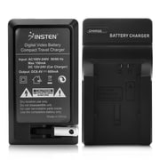 Insten Compact Battery Charger Set For Canon BP-819 (BCAN819XCS01)