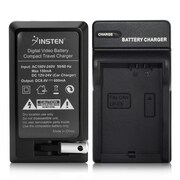 Insten Compact Battery Charger Set For Canon LP-E5 (BCANLPE5CS01)