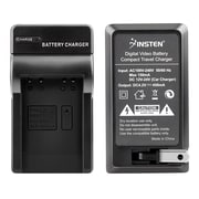 Insten Compact Battery Charger Set For Canon NB-6L (BCANNB6LCS01)