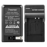 Insten Compact Battery Charger Set For Olympus Li-50B (BOLYLI50BCS3)
