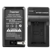 Insten Compact Battery Charger Set For Sony NP-FW50 (BSONFW50CS01)