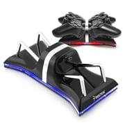 Insten Dual Charging Station For Sony PS3 Controller, Black (GSONPS3XRCC1)