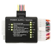 Insten 20/24 Pin Power Supply Tester For ATX/SATA/HDD, Black (POTHSATATST1)