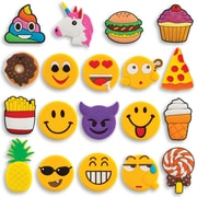 Merangue – Aimants à motifs de nourriture et d'emoji (1018-6960-00-000)