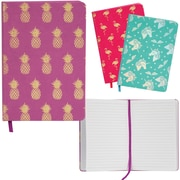 "Merangue Stamped Animal Notebook, 6"" x 8''  (1028-7430-00-000)"