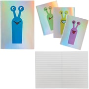 "Merangue Hologram Notebook, Alien, 4"" x 5.75'' (1028-7440-00-000)"