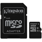 Kingston 32 GB MicroSD Card (KC-C3532-2V)