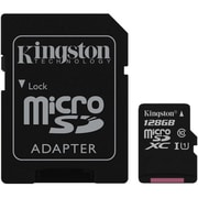 Kingston 128 GB MicroSD Card (KC-C35128-2V)