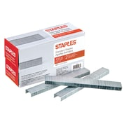 Staples® Standard Staples, 10000/Pack