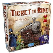Jeu Ticket To Ride, version anglaise