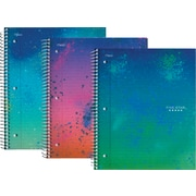 "Five Star® Style 3 Subject Notebook, 150 Sheets, 10-1/2"" x 11"", Assorted (77256)"