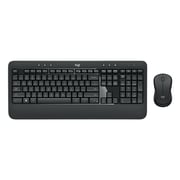 Logitech MK540 Wireless Keyboard and Mouse Bundle, English (920-008671)
