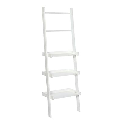 RiverRidge® Home Products Ladder Shelf in White (06-035)