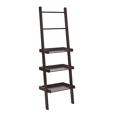 RiverRidge® Home Products Ladder Shelf in Espresso (06-036)