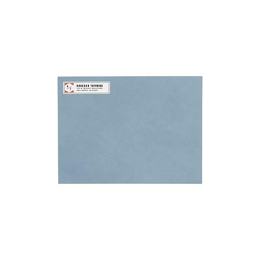 avery 5267 white laser return address labels with easy peel 1 2