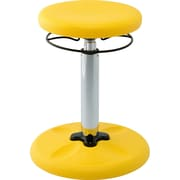 "Kore KOR2116 Kids Adjustable Chair 15.5-21.5"", Yellow"