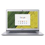 "Acer Chromebook 15 NX.GPTAA.002 15.6"" Touch Screen Chromebook, 1.1 GHz Intel Pentium N4200, 32 GB Flash, 4 GB LPDDR4, Chrome OS"