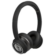 Monster 128580-00 N-Tune On-ear Headphones, Matte Black