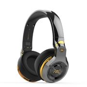 Monster 137044-00 ROC Sport Black Platinum Over-Ear Wired Headphones