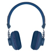 House Of Marley EM-JH133-DN Positive Vibration Headphones, Denim