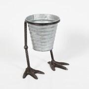 Chicken Feet Plant Pot Holder (7168-BM1328-00)