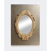 Venceslas Oval Wall Mirror (7344-BM2139-MR)