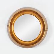Molly Gold Round Mirror (9011-BM2825-MR)