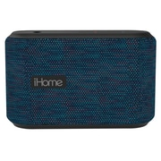 iHome iBT370V2LC Bluetooth Portable Water Resistant Speaker, Blue