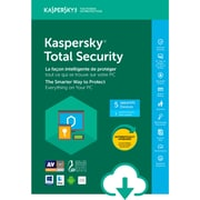 Kaspersky Total Security 5-Devices 1 Year [Download]