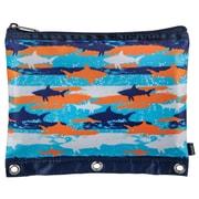 Staples® – Étui à crayons à motif requins