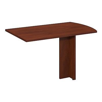 Bush Business Furniture Westfield Elite 48W x 30D Peninsula Return, Hansen Cherry (WC24570)