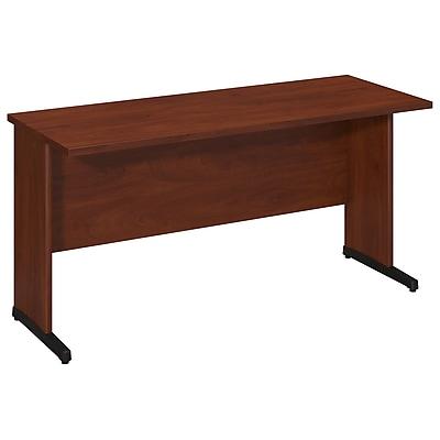 Bush Business Furniture Westfield Elite 60W x 24D C Leg Desk, Hansen Cherry (WC24563)