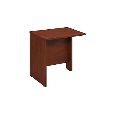 Bush Business Furniture Westfield Elite 30W x 24D Return Bridge, Hansen Cherry (WC24507)