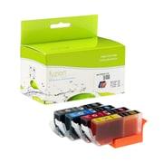 Fuzion Canon CLI-221 New Compatible High Yield Inkjet Cartridge, Black, 2/Pack (2946B005)