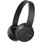 Sony WHCH500 Stamina Wireless Headphones, Black