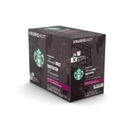 Starbucks French Roast Coffee K-Cup Pod, 24/Pack (74-09737)