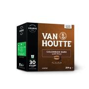 Van Houtte Colombian Dark Roast K-Cup Refills, 30/Pack (40-72730)
