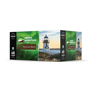 Green Mountain – Café Mélange Nantucket, capsules K-Cup, paq./48 (94-31748)