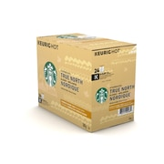 Starbucks True North Blend Coffee K-Cup Pod, 24/Pack (93-20468)