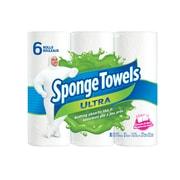 SpongeTowels® – Essuie-tout Ultra, mesure-à-choix, paq./6