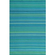 Mad Mats Mix Outdoor Reversible Rug, Tropical