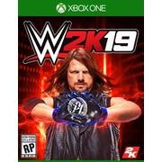 Jeu WWE 2K19, pour Xbox One