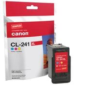 Staples® – Cartouche d'encre réusinée, Canon CL-241XL couleur, rendement élevé