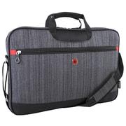 "Swiss Gear Polyester 17.3"" Computer Bag, Grey (SWA5113)"