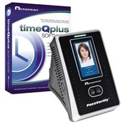 Acroprint – Système de temps et de présence timeQplus Touch-free FaceVerify™