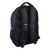 Swiss Gear – Sac à dos pour ordinateur portatif de 15,6 po, SWA2205D, noir